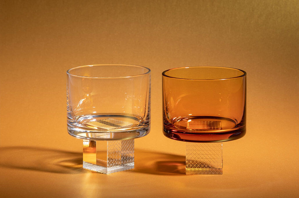 >Whiskey Cube glasses 1