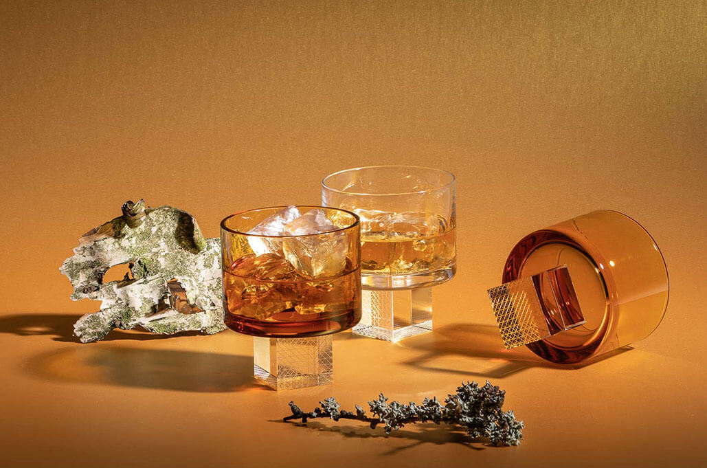>Whiskey Cube glasses 2